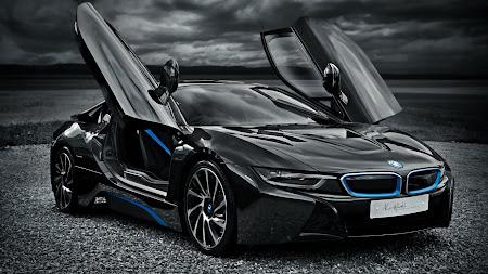 BMW i8 2560x1600