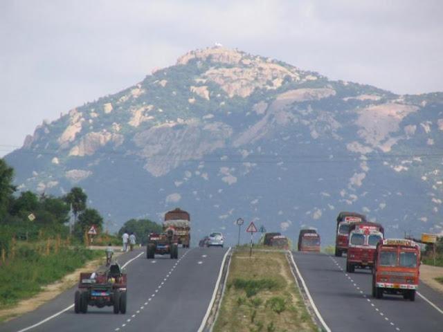 Longest National Highways India