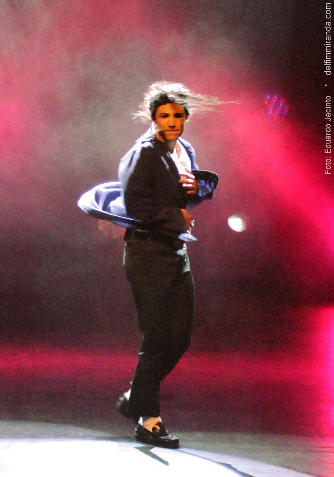 Delfim Miranda - Michael Jackson Tribute - Spinning