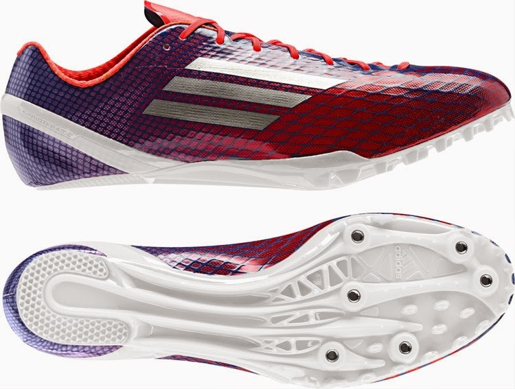 best sneakers ed0c7 dd2b6 Adidas Track  Field 2015 Spikes  Shoes  JMAN FOOTWARE