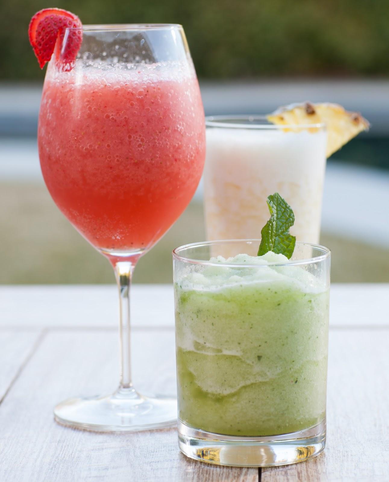 Daiquiri Recipes Strawberry