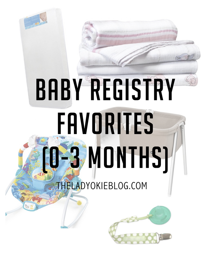 Five Baby Registry Favorites
