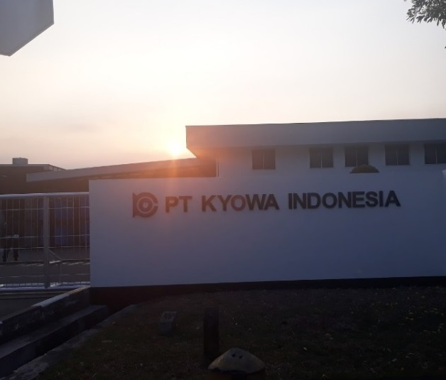 Info Loker Via Pos Cikarang PT.Kyowa Indonesia