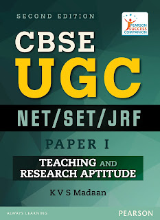 CBSE UGC NET / SET/ JRF Paper I - Teaching & Research  Aptitude