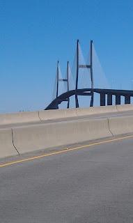Sidney Lanier Bridge, Brunswick, Georgia