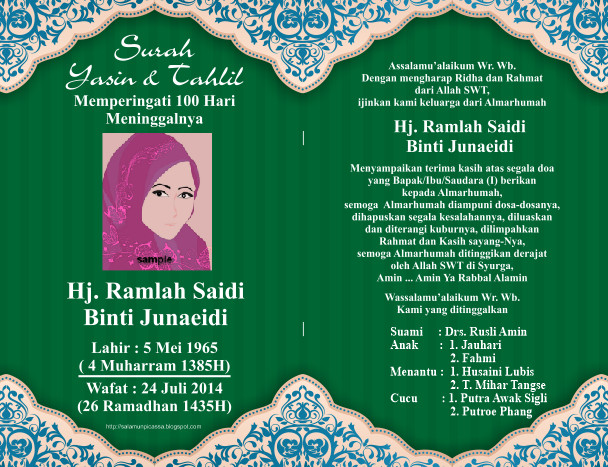 Cover Buku Yasin
