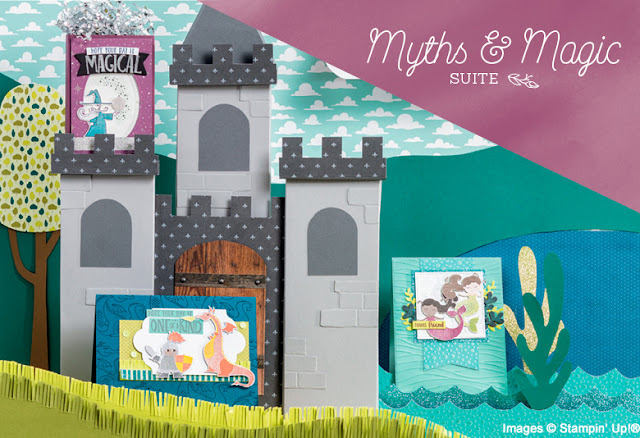 Myths & Magic Suite by Stampin' Up!