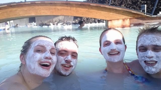 Blue Lagoon Iceland Face Masks