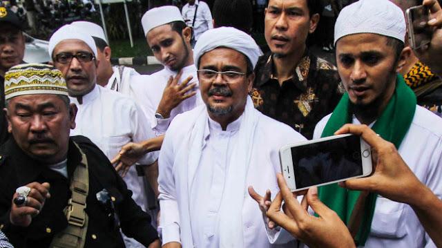 Bela Habib Rizieq, FPI Siap Perang Lawan Sukmawati di Praperadilan