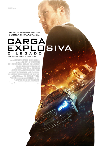 Carga Explosiva: O Legado HD 720p - Legendado