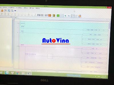 Đọc mật khẩu PLC Xinje XC3, mở khóa PLC Xinje, lấy chương trình PLC Xinje