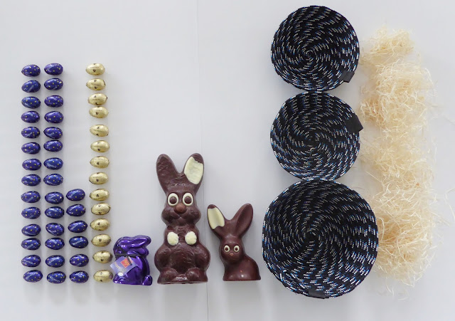 mit Strich und Faden: Ostern aufgeräumt
