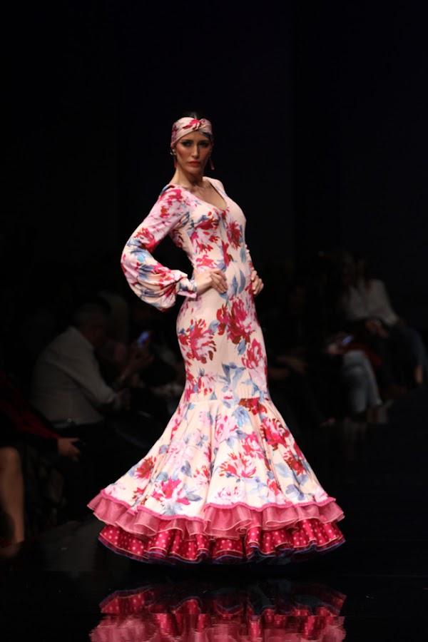 Miriam Galvin Traje de flamenca 2016
