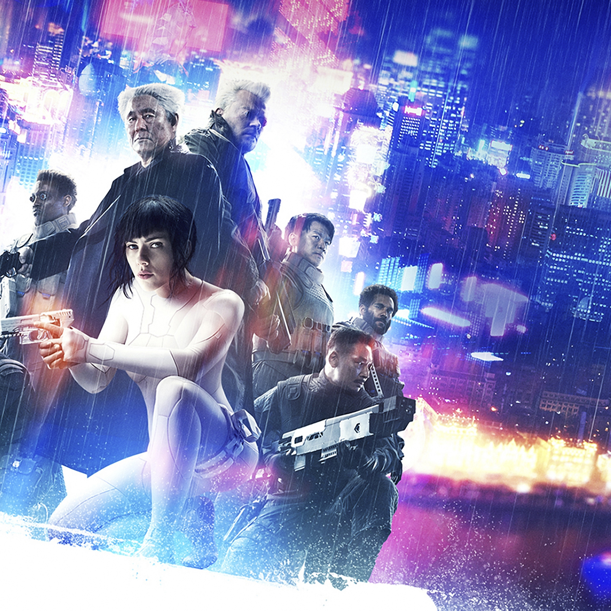 Ghost In The Shell Hd Poster
