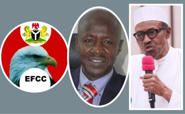 Budget padding: EFCC quizzes top officials of 16 ministries