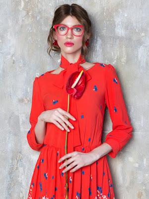 Красное платье Imago