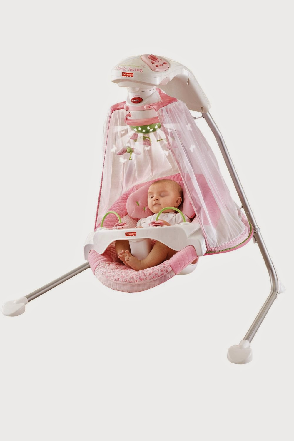 Embracing A Healthy Family Fisher Price Butterfly Cradle N