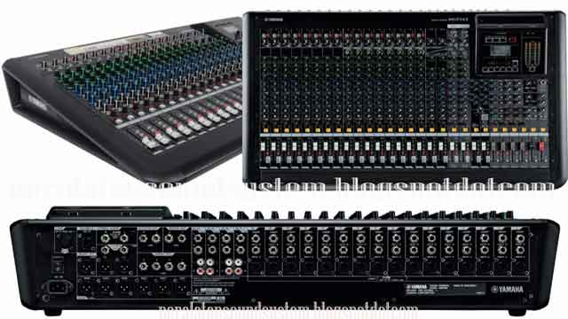Harga Mixer Yamaha MGP24X-24 Channel