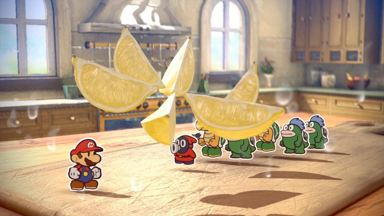 Review: Paper Mario Color Splash (Nintendo Wii U) - Digitally Downloaded