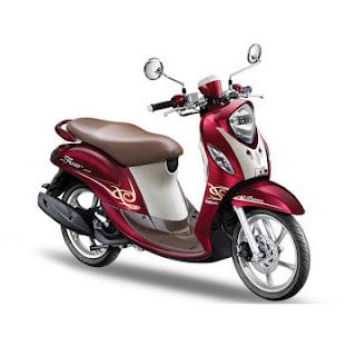 Promo Motor Yamaha di Sragen Dp 500 ribu