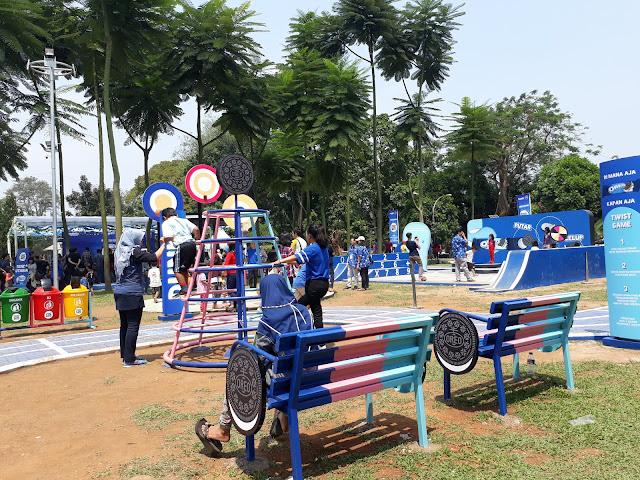 Taman Kita Oreo di Taman Heulang Kota Bogor