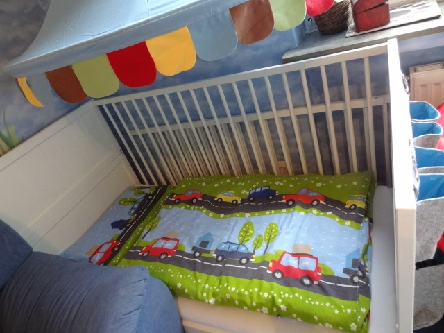Kinderbettwäsche auto,produkttest,aminata kids