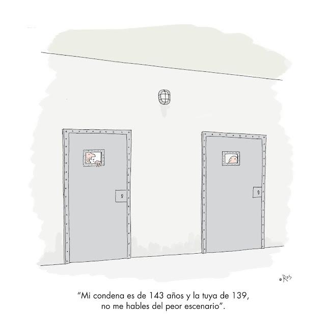 Humor en cápsulas para hoy viernes, 23 de septiembre
