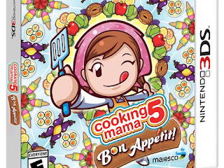Free Download Cooking Mama 5 Bon Appetit 3DS CIA Region Free
