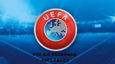 PES 2016 Facepack for PTE Patch 6.0