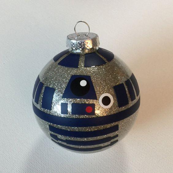 bola navideña star wars