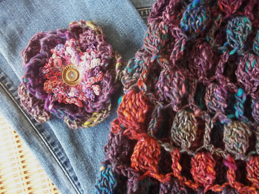A New Tanget - Gossamer Tangles Crochet Patterns Available on Ravelry