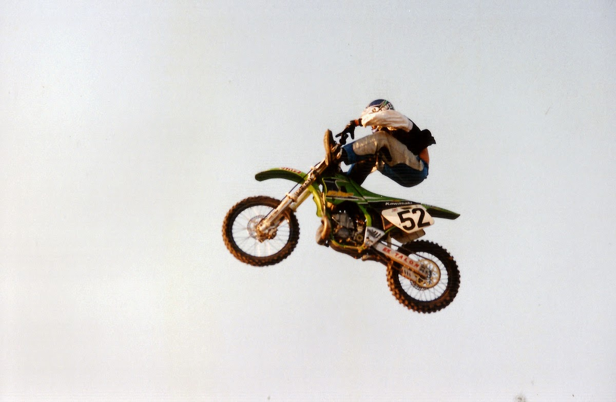 Mike Jones FMX Steel City 1998
