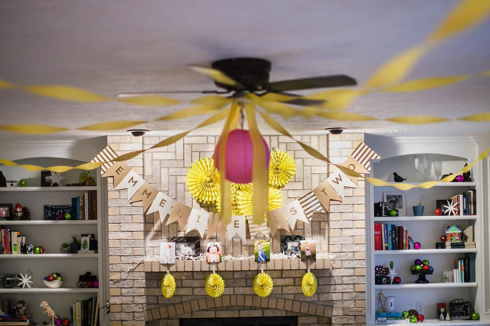 streamers on ceiling fan | theteenline