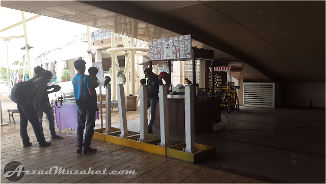 Cruise Tasik Putrajaya Outside Attractions