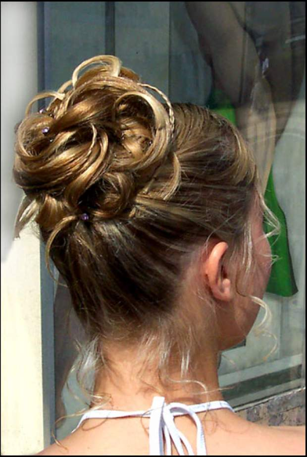 IDEES COIFFURE CHEVEUX MI LONG MARIAGE