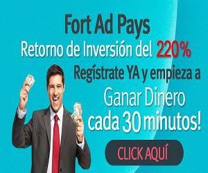 Fort Ad pays, Retorno De Inversión Del 220%