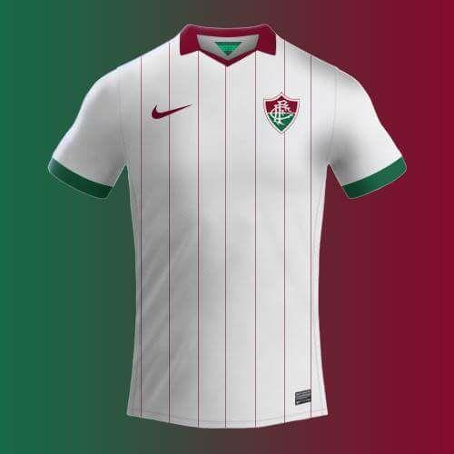 11f1f6d3f7271 ... Nike não produziu camisa alguma do Fluminense (esses modelos foram  criados por tricolores)