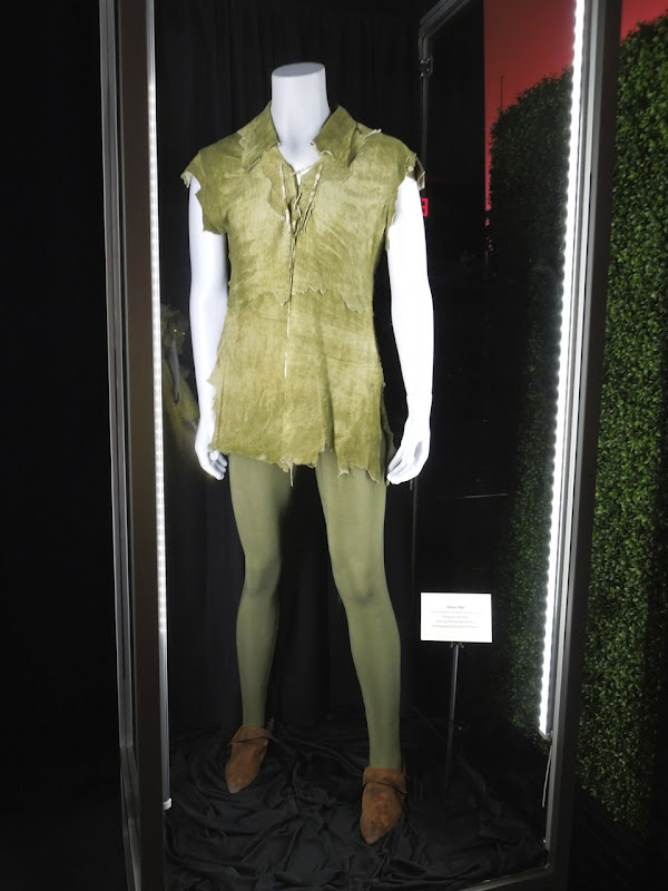 Mikhail Baryshnikov Peter Pan costume Disney Dream Portrait