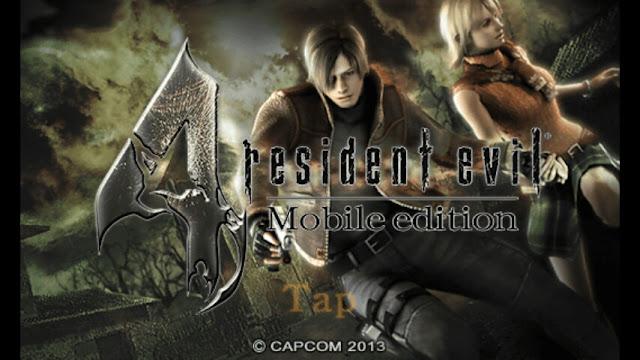 Game Resident Evil 4 (BioHazard 4)