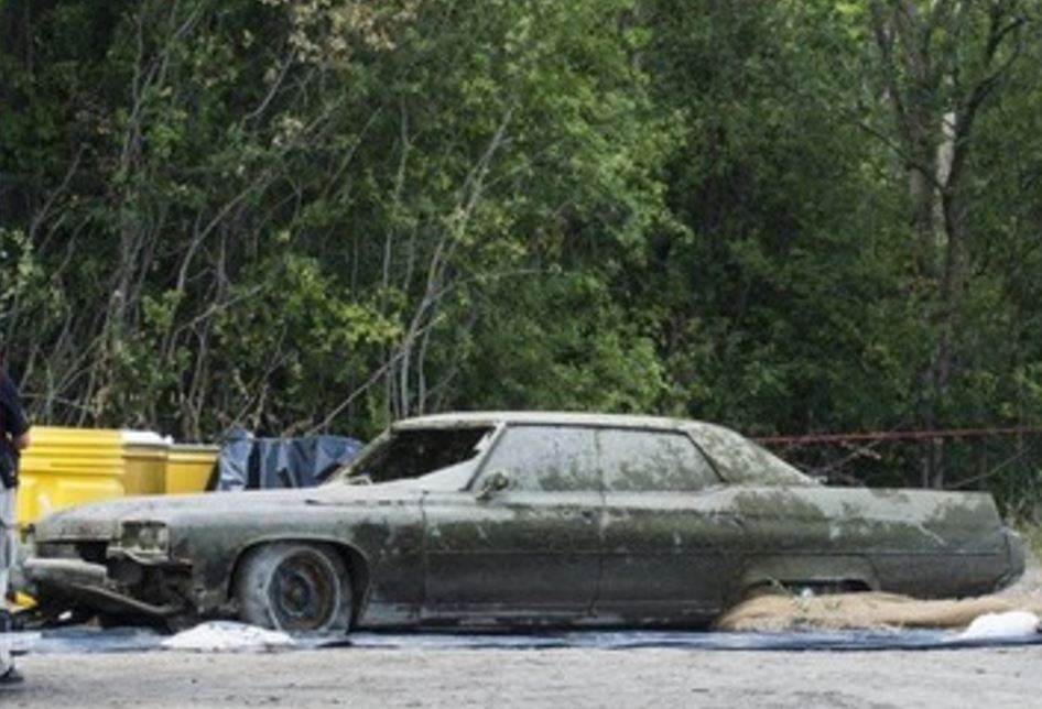 Saginaw Auto Recyclers >> Just A Car Guy Might Be A Mafia Dumping Area A Pond 20