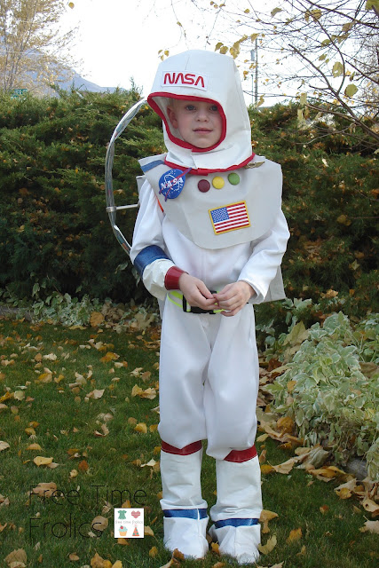 Make Your Own Astronaut Costume - Pics about space
