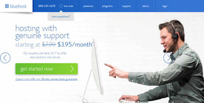 BlueHost cheapest VPS Hosting Service