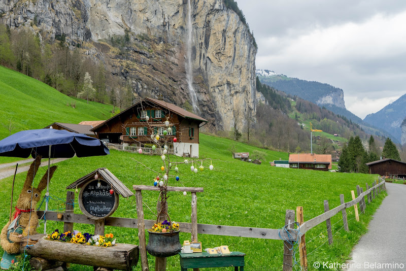 Lauterbrunnen Alp Cheese Four Days in Interlaken and the Swiss Alps