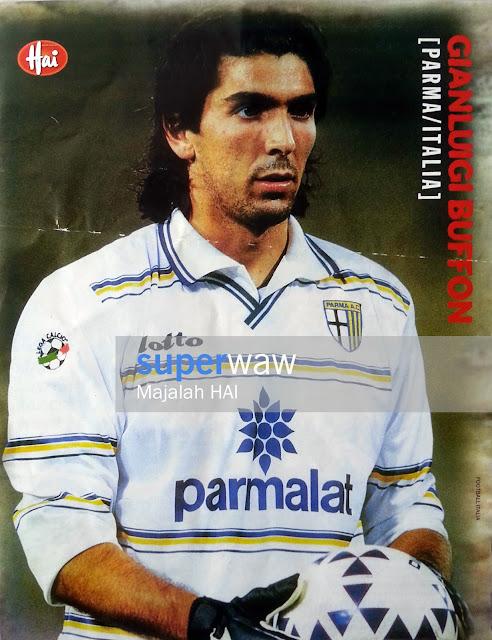 Gianluigi Buffon (AC Parma 1998)