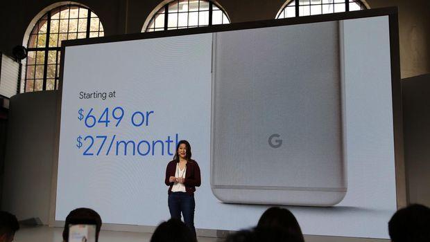Harga android Google Pixel
