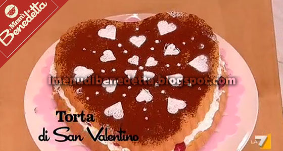 Torta Di San Valentino La Ricetta Di Benedetta Parodi