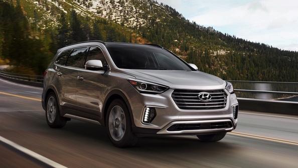 2019 Hyundai Santa Fe Review Car And Driver Review