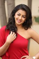 Nikki Galarani Sizzling Photos in Red HeyAndhra