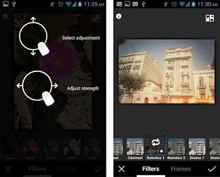 Snapseed aplikasi edit foto