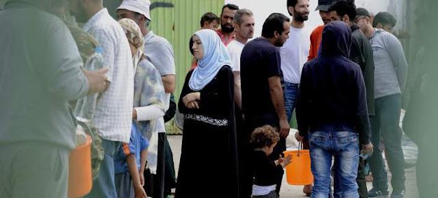 Λαθρομετανάστες εδώ, λαθρομετανάστες εκεί, λαθρομετανάστες και στην Τρίπολη όπου ψάχνουν χώρους.